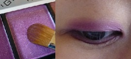 Light Purple Eyeshadow