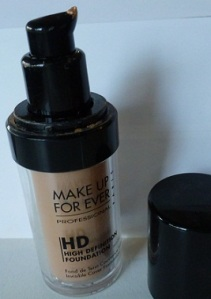 MUFE HD Foundation in 140